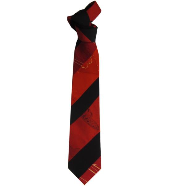 red-black-necktie