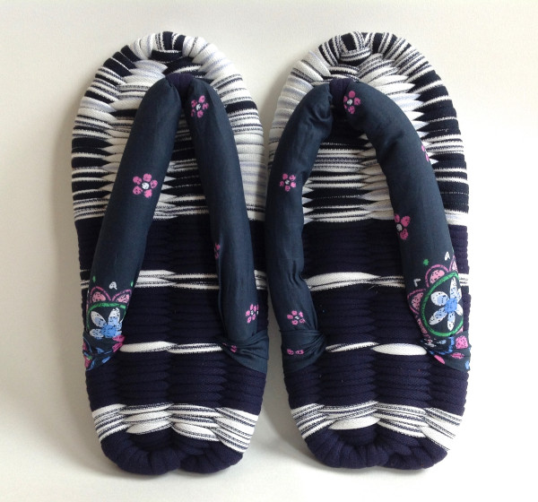 Eco Zori And Japanese Slippers Old Japan
