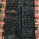Saki-ori Indigo Farmer's Vest