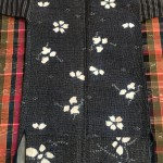 Indigo Farmer's Jacket with Sashiko and Shibori, additional photos