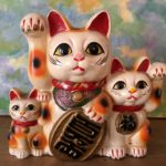 Lucky Cat Family