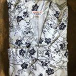 Women's Large Size Cotten Nemaki Kimono, #2