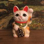 New Ceramic Lucky Cat