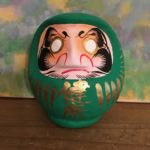 Green Daruma for Health