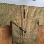 Short Silk Vintage Jacket